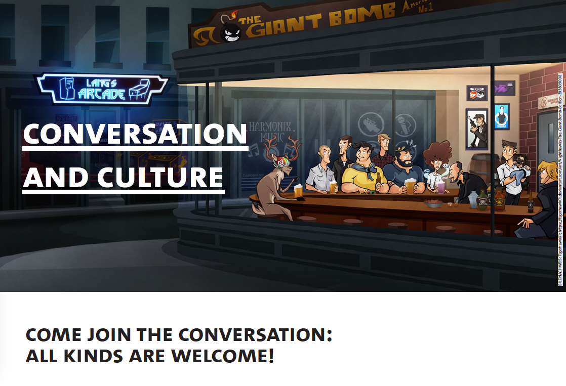 Conversation and Culture