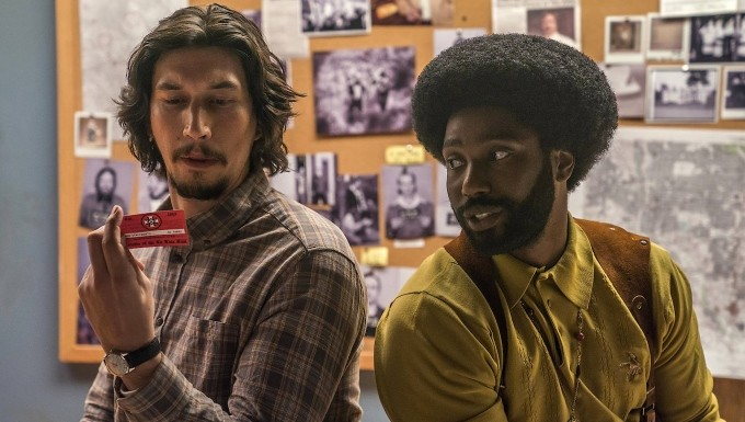 Review: BlackKklansman (2018)