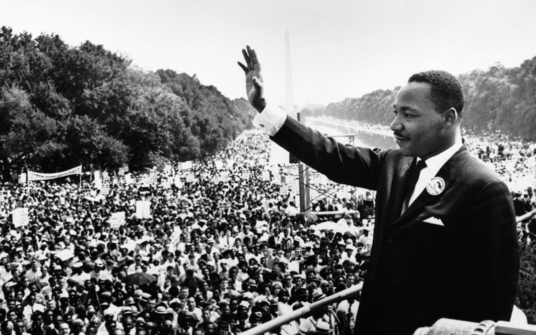 """LAST CHANCE: Exhibition """"Martin Luther King Jr. @ Berlin 1964-2014"""""""