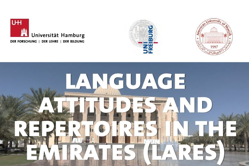 Language, attitudes and repertoires in the Emirates: Audio Interview